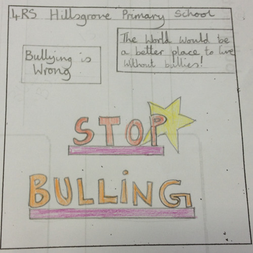 Don't Stop It Yourself - Hillsgrove Primary 4R