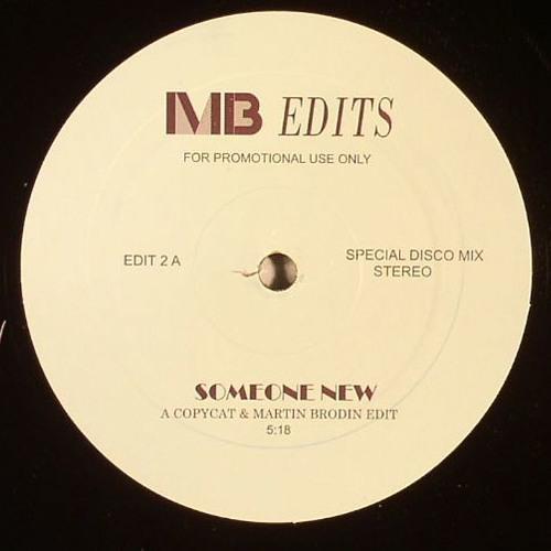 Eskobar ft Heather Nova - Someone New (A Copycat & Martin Brodin Remix) [MOVED]