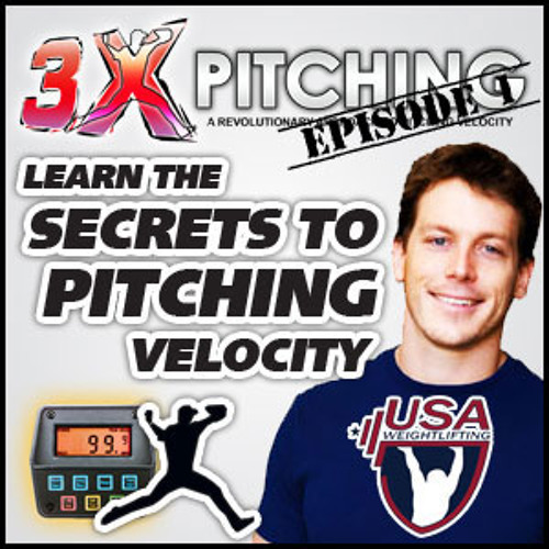 3X Pitching Podcast Episode 1
