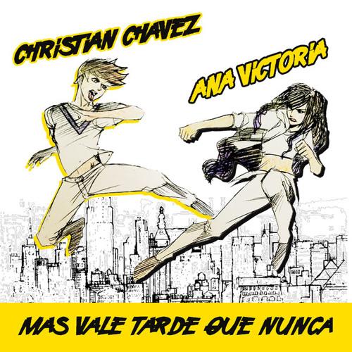 Christian Chávez - Mas Vale Tarde Que Nunca