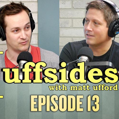 Uffsides - Episode 13 - Will Leitch