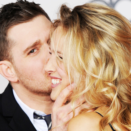 Michael Bublé's Next Single Will Be About His Pregnant Wife!