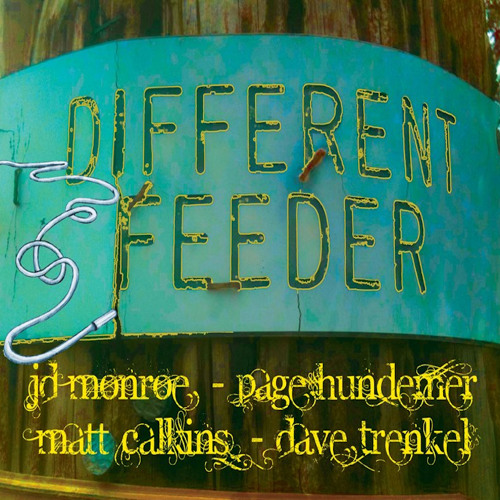 Different Feeder, Calapooia Brewing, 2-1-13