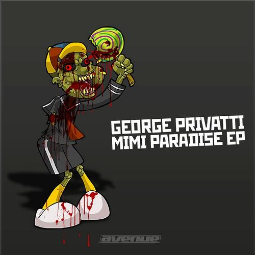 George Privatti - Buhos Night