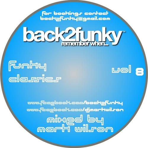 Mark Wilson - Back2funky Vol 8