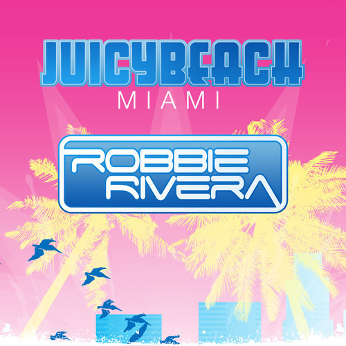 Robbie Rivera - Flying to Rio (Original Mix) from Juicy Beach Compilation