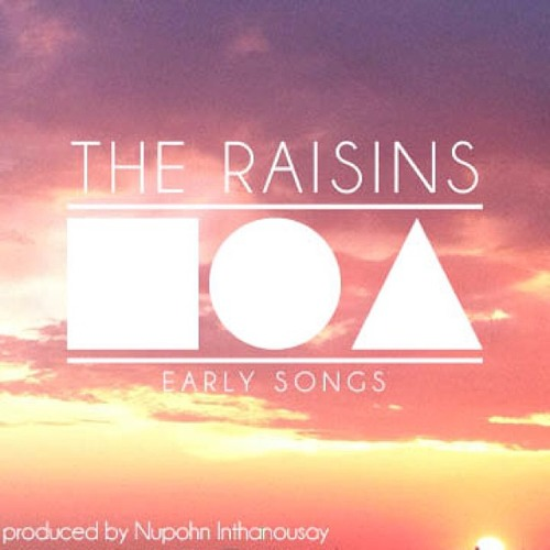 "The Raisins - ""Early Songs"" EP"