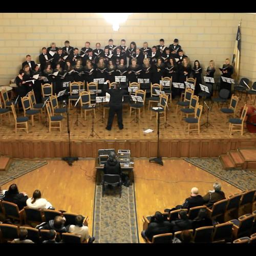 Ave Maria, for choir a cappella