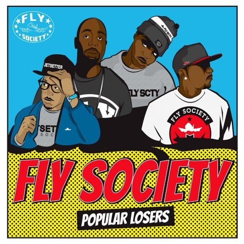 Fly Society-Super Models and Rich Niggaz (Prod. by TheGeeksquad)