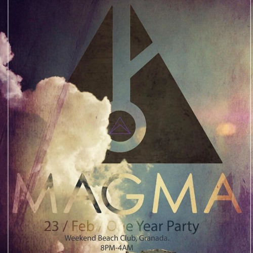 ALFY @ MAGMA ONE YEAR PARTY 2.23.2013