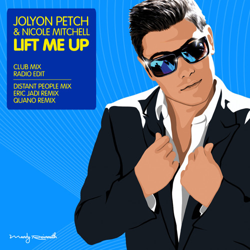 Jolyon Petch ft. Nicole Mitchell - Lift Me Up (All Remixes)