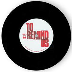 "Freddie Joachim ""To Remind Us"" Feat Miles Bonny"