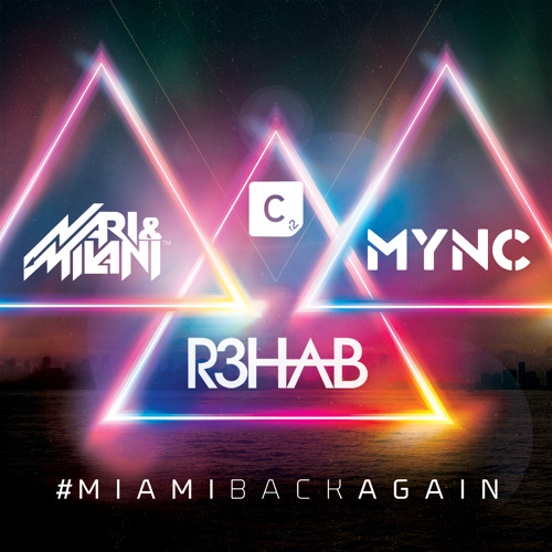 R3hab vs Nari & Milani vs MYNC - #MIAMIBACKAGAIN