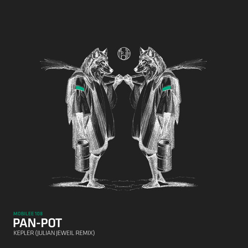 Pan-Pot - Kepler (Julian Jeweil Remix) - mobilee108