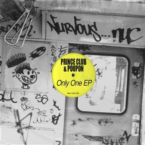 Prince Club & Poupon feat. Nahrin David - Only One (Original Mix)