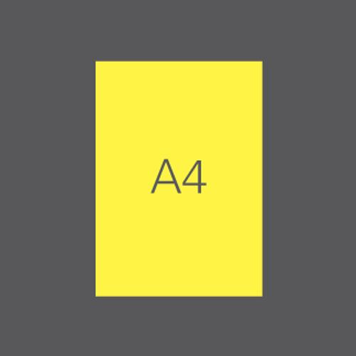 Le format a4