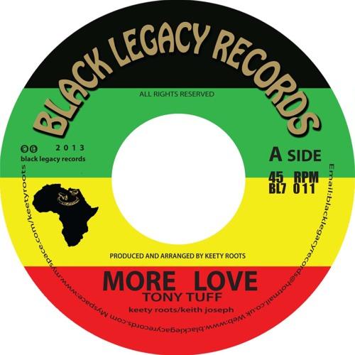 More love (tony tuff) (voc dub) sound clip