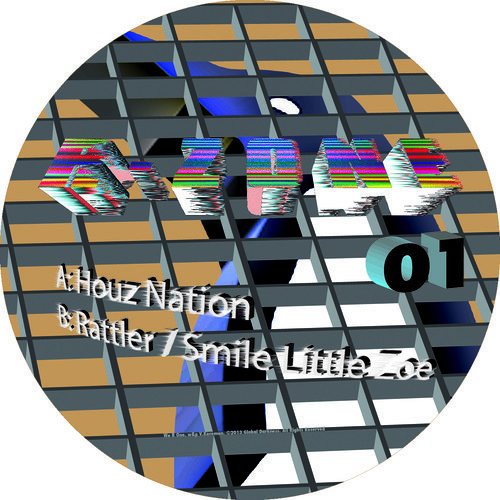 R-Zone 01 - Houz Nation/Rattler/Smile Little Zoe (Out Now)