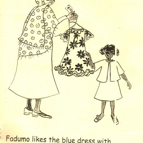 9 blue dress