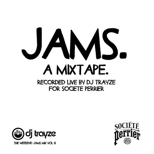 Societe Perrier DJ Mix: Trayze