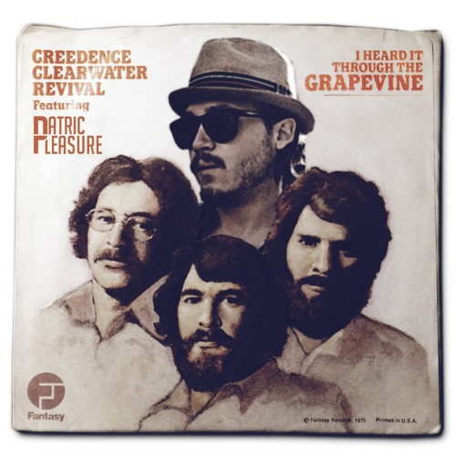 Credence Clearwater Revival - I heard It Through The Grapevine (Patric Pleasure Redrum/Rework Edit)