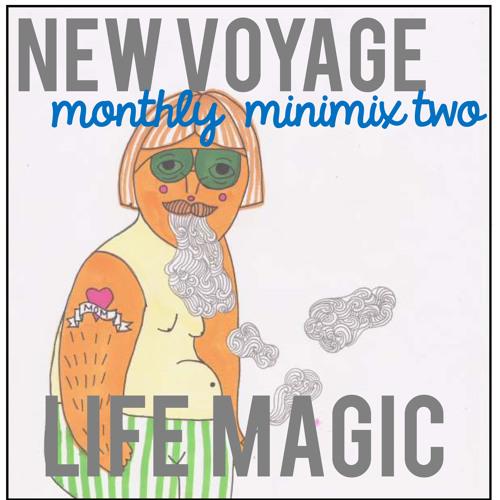 Monthly MiniMix #2 - Life Magic