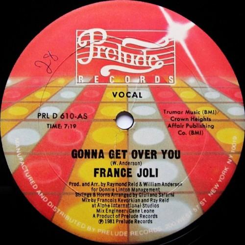 France Joli - Gonna Get Over You (DJamSinclar Remix)