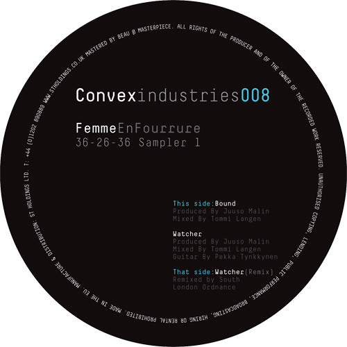 008 - Femme En Fourrure - Watcher / Bound