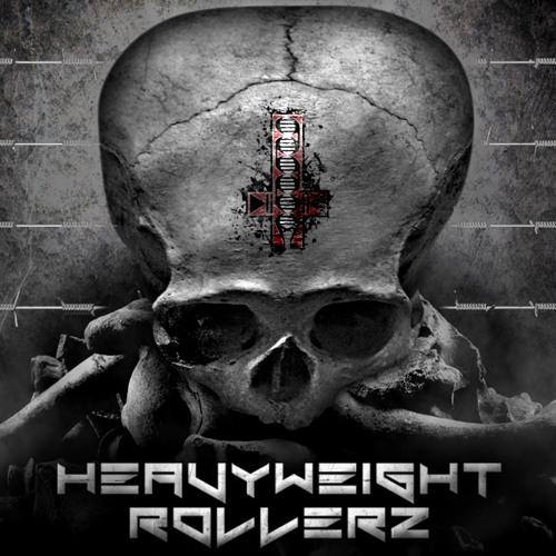(DGPLP001) X-Mind & MC Raw - Heavyweight Rollerz