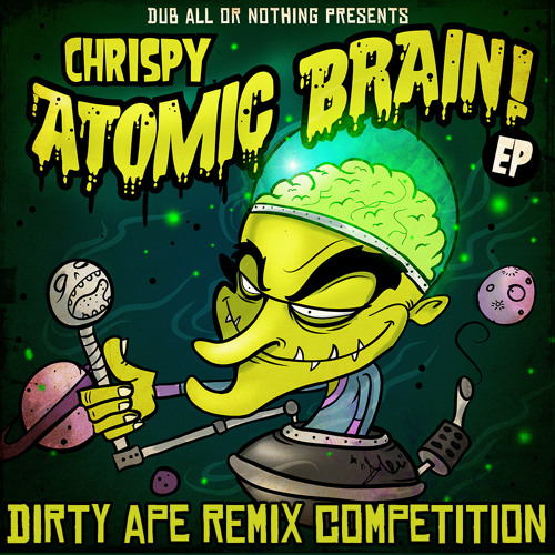 Chrispy - Dirty Ape (Skrewluce Remix)