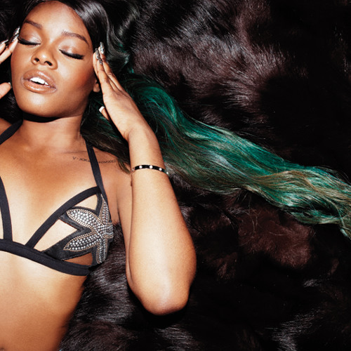 BARELY LEGAL - AZEALIA BANKS VS THE STROKES Prod. By LINDBERGH PALACE