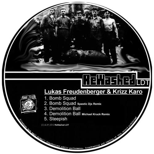 Lukas Freudenberger, Krizz Karo - Bomb Squad (Original Mix) [ReWashed LDT]