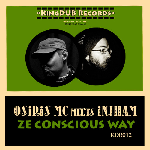 KDR012   Osiris MC & Injham - 06 La Seule Solution