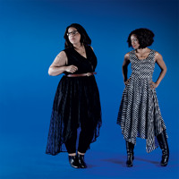 Brittany Howard (of Alabama Shakes) & Ruby Amanfu - When My Man Comes Home