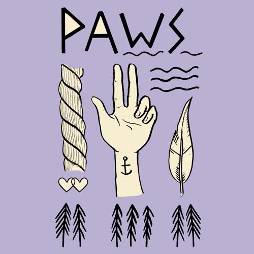 PAWS - Tiger Lily Demo Tape: USA Tour EP