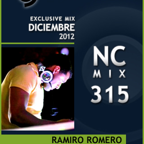 NightClubber Exclusive Mix - 315 - Ramiro Romero (Diciembre 2012)