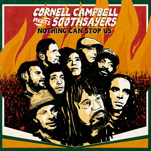 Cornel Campbell meets Soothsayers - We Want To Be Free
