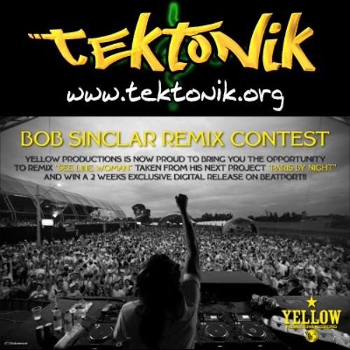 See Line Woman feat. Nina Simone TekTonik RMX (Bob Sinclar REMIX CONTEST 2013)