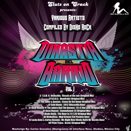 Dinastia Del Barrio Vol.1 Compiled By DisKo RoCk [PREVIEW] ¡ OUT & FREE DOWNLOAD NOW !