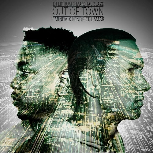 Eminem - Out of Town (Explicit) ft. Kendrick Lamar