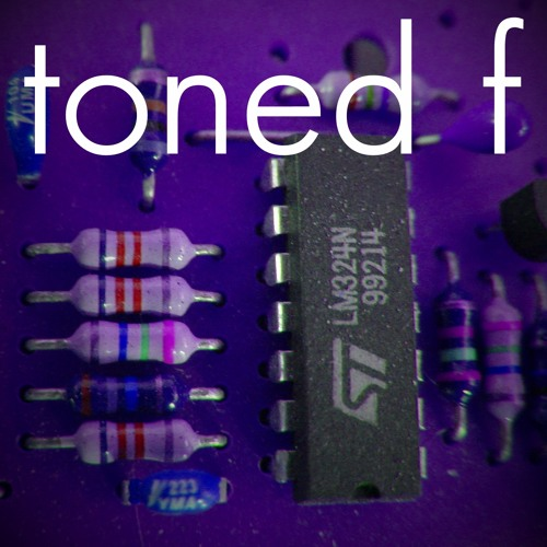 toned f