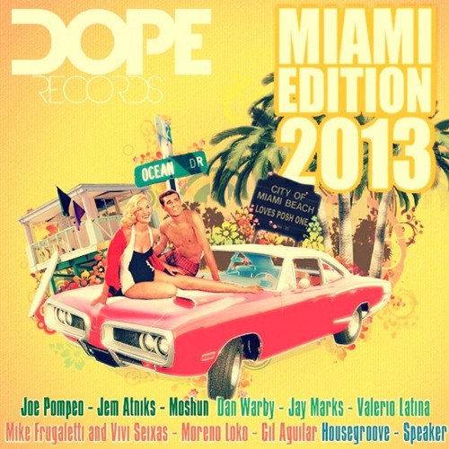 Soul tha Funk-Mike Frugaletti - Dope Records