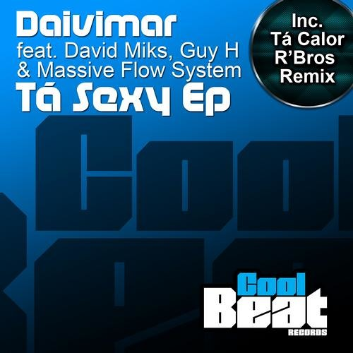 """DAIVIMAR FEAT DAVID MIKS & MASSIVE FLOW SYSTEM - """"Sexy Lady"""" (Original Mix)   MASTERED"""