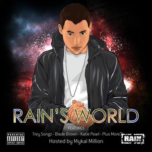 4.My Hustle - Rain ft. Blade Brown