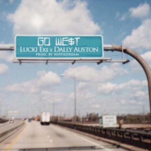 Lucki Eck$ & Dally Auston - Go West (Prod. by Hippie Dream)