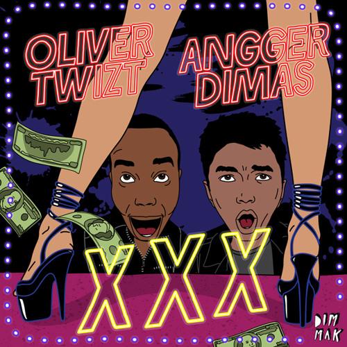 Oliver Twizt & Angger Dimas - XXX (P.A.F.F. Remix) (Teaser)