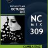 NightClubber Exclusive Mix - 309 - Camila Diaz (Octubre 2012)