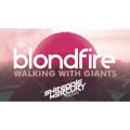 Blondfire Walking With Giants (Shreddie Mercury Remix) Artwork