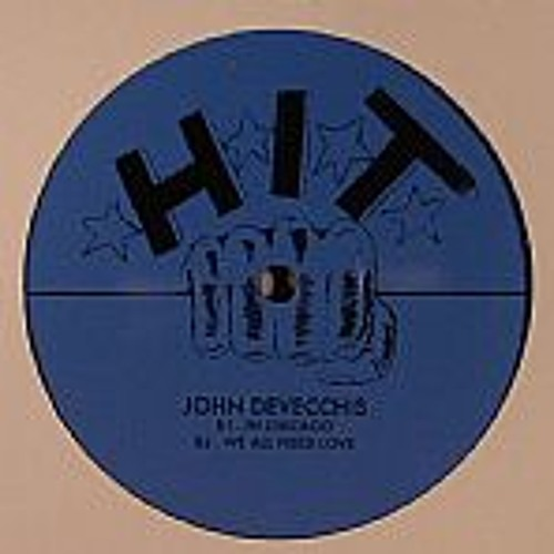 John Devecchis - 'You Can Find EP' (No More Hits 022)