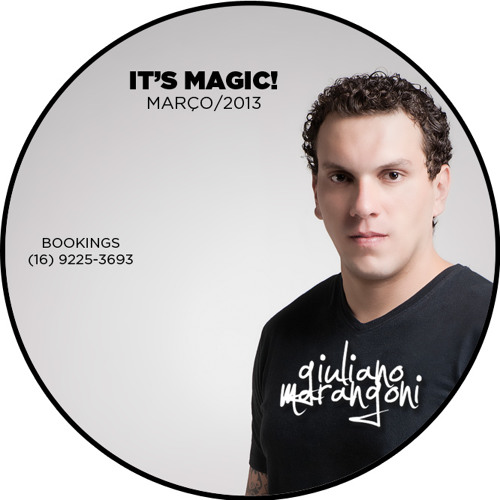 DJ Giuliano Marangoni@It's Magic 2013
